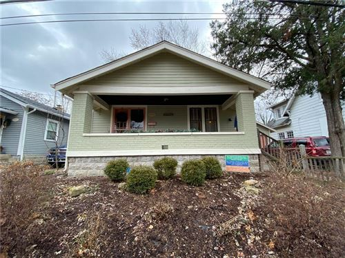 Photo of 5823 East New York Street, Indianapolis, IN 46219 (MLS # 21686165)