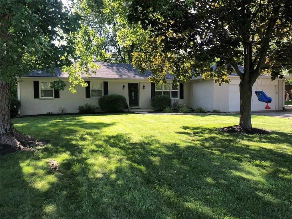 1222 South County Road 1050 E, Indianapolis, IN 46123 - #: 21730165