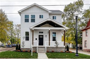 Photo of 661 East 25th, Indianapolis, IN 46205 (MLS # 21679166)