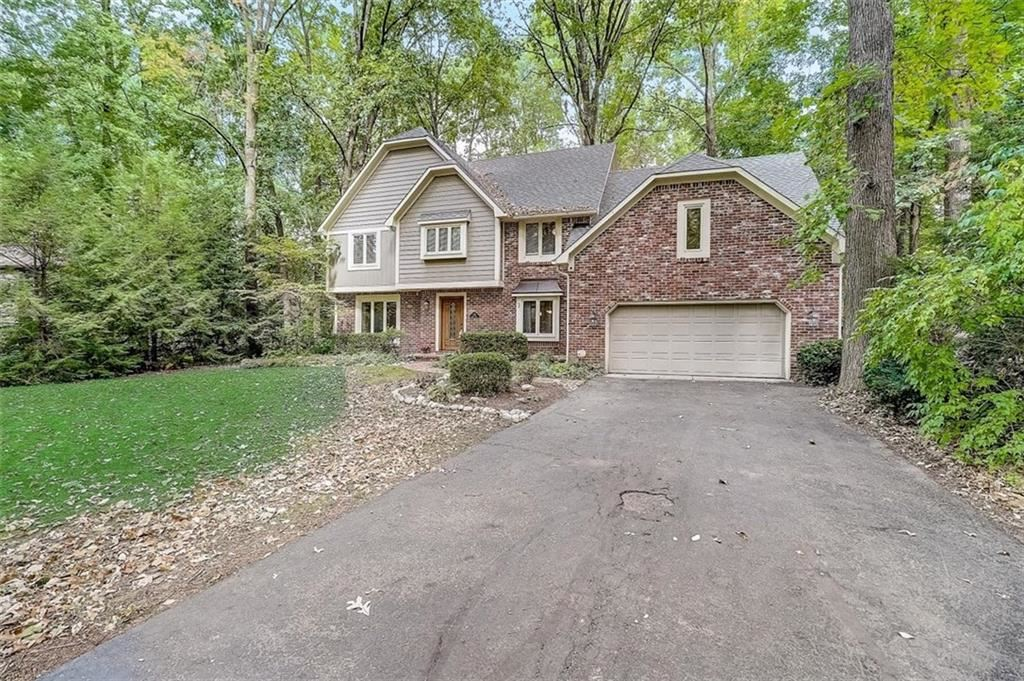 7414 SHADOW WOOD Drive, Indianapolis, IN 46254 - #: 21738166