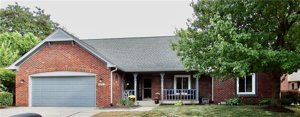 525 LACY Circle, Greenwood, IN 46142 - #: 21740166