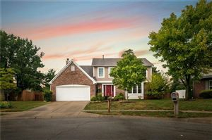 Photo of 9552 Mullet, Indianapolis, IN 46256 (MLS # 21668167)