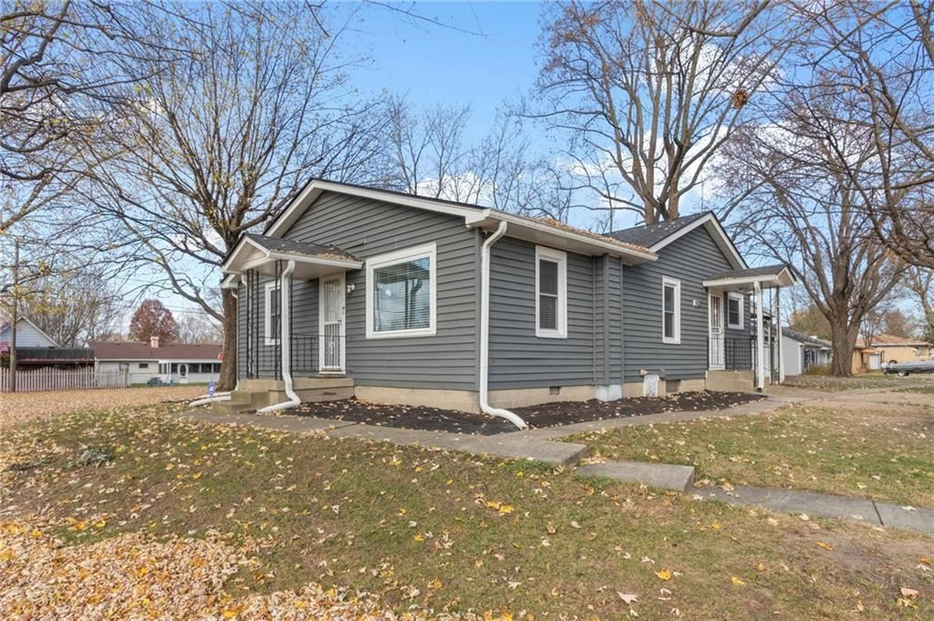 1702 North CAMPBELL Avenue, Indianapolis, IN 46218 - #: 21751167