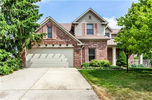 Photo of 8594 Lansdowne Drive, Fishers, IN 46038 (MLS # 21720168)