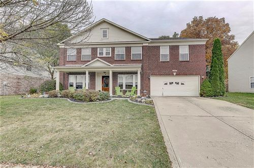 Photo of 5873 Magnificent Lane, Brownsburg, IN 46234 (MLS # 21746168)