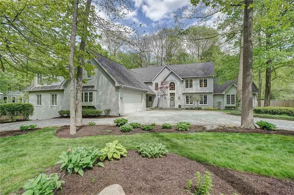 11815 Forest Drive, Carmel, IN 46033 - #: 21709168