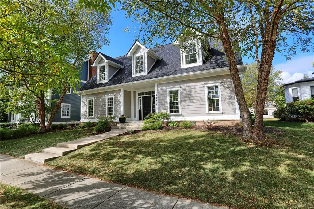 Photo of 6732 Jons Station, Zionsville, IN 46077 (MLS # 21743168)