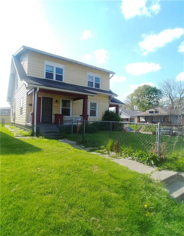 138 North KEALING, Indianapolis, IN 46201 - #: 21768168