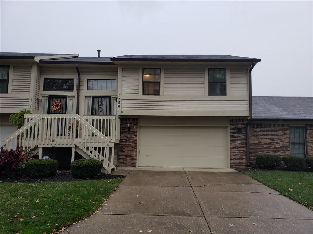 1758 North Queensbridge Drive #2C, Indianapolis, IN 46219 - #: 21749170