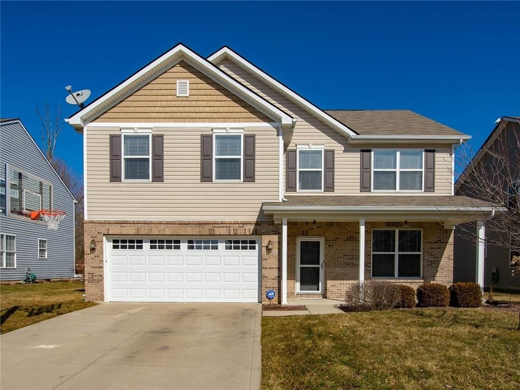 6106 Green Willow Road, Whitestown, IN 46075 - #: 21769170