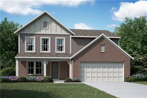 Photo of 6273 North Woodbury Drive, McCordsville, IN 46055 (MLS # 21761171)