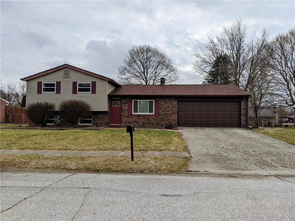 8619 Mosey Manor, Indianapolis, IN 46231 - #: 21695171