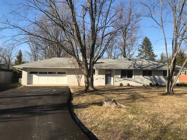 4854 West 72nd Street, Indianapolis, IN 46268 - #: 21699172
