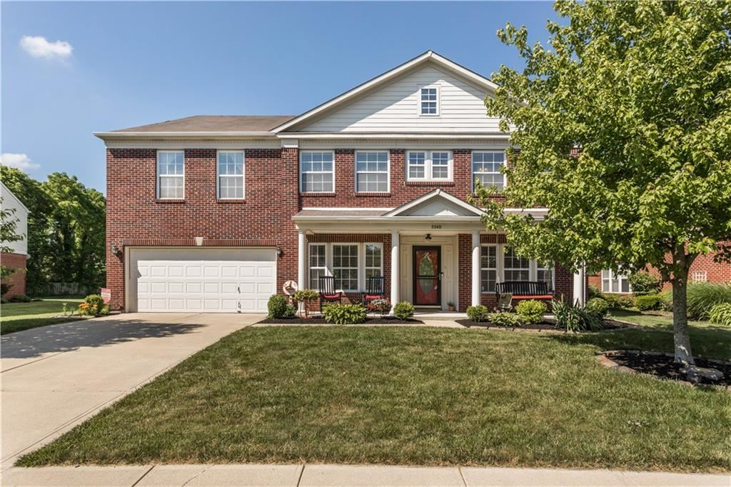 5540 Noble Drive, Indianapolis, IN 46234 - #: 21722172