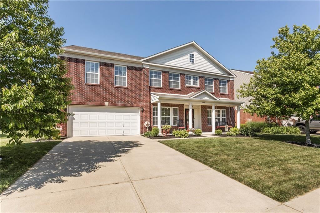 Photo of 5540 Noble Drive, Indianapolis, IN 46234 (MLS # 21722172)
