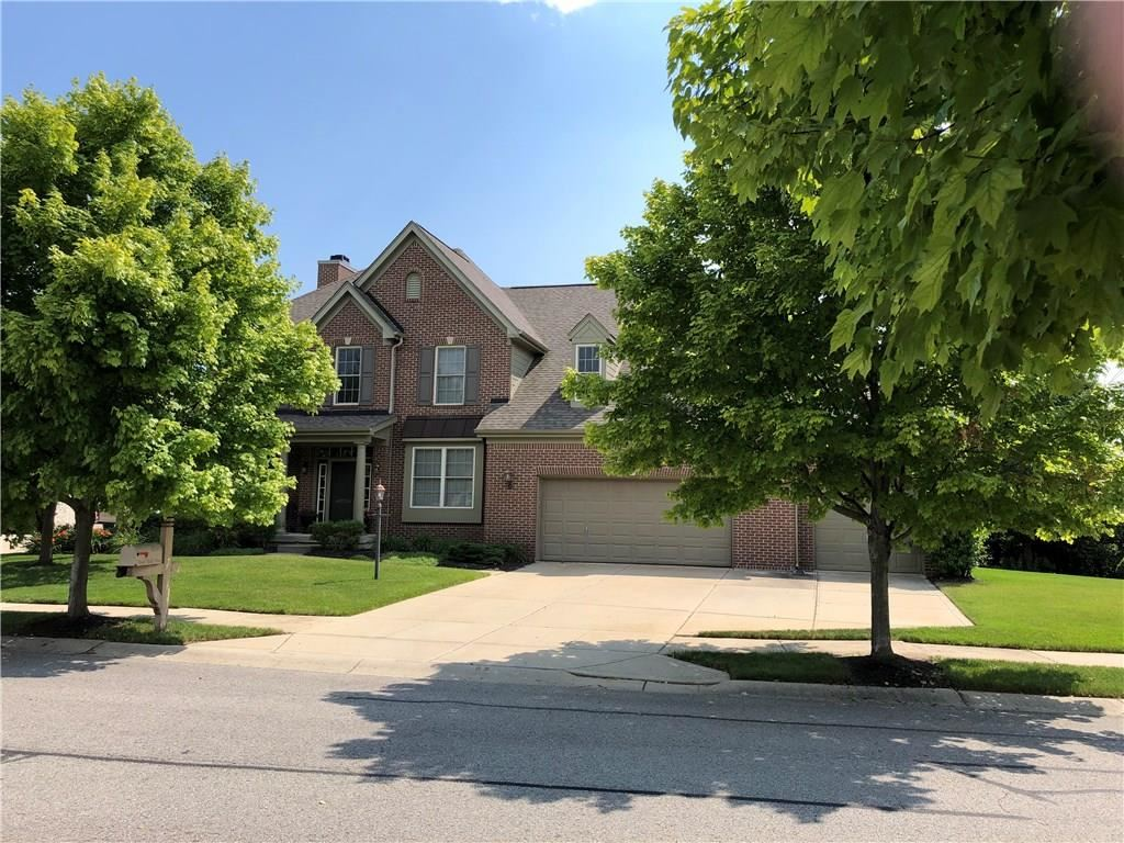 11763 Floral Hall Place, Fishers, IN 46037 - #: 21723172
