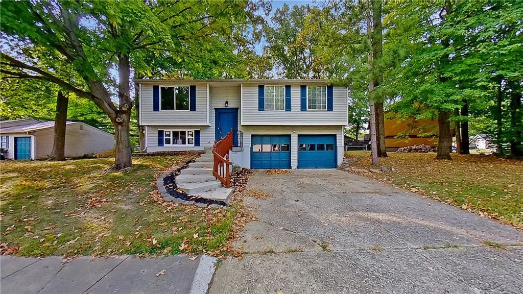 1525 Woodpointe Drive, Indianapolis, IN 46234 - #: 21734172