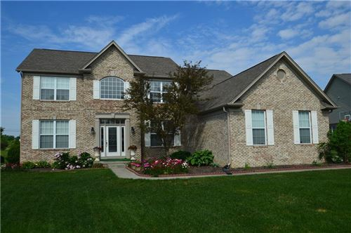 Photo of 6530 BRIARWOOD Place, Zionsville, IN 46077 (MLS # 21787173)