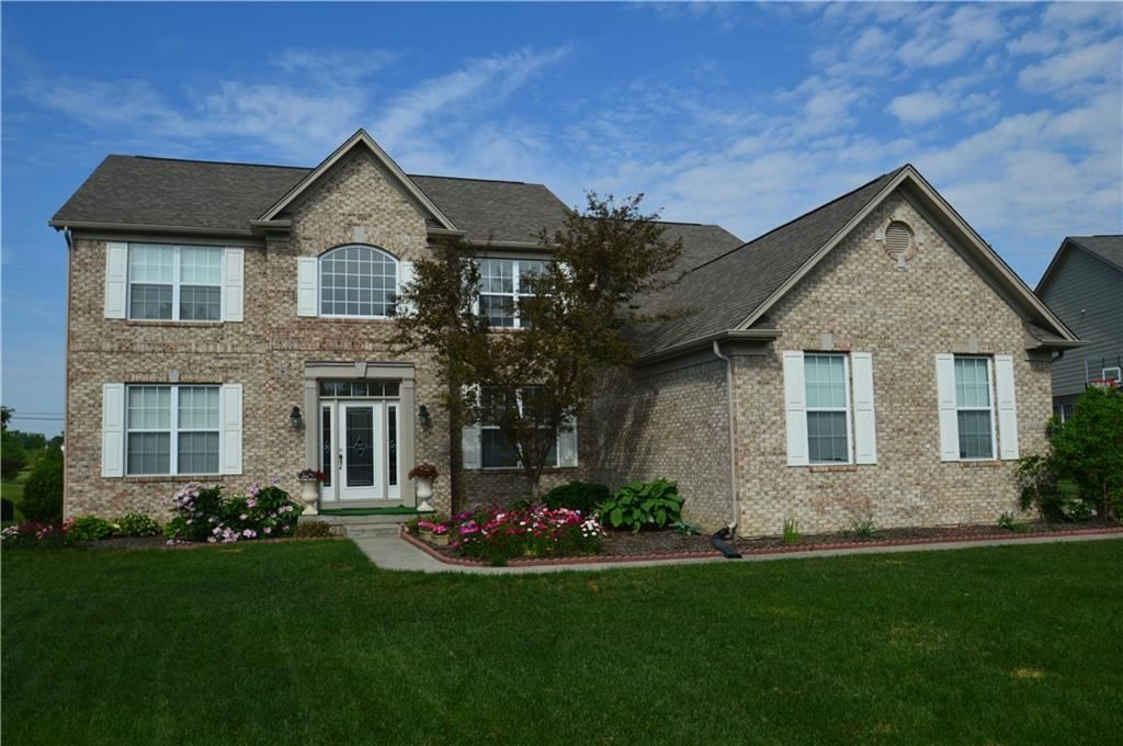 6530 BRIARWOOD Place, Zionsville, IN 46077 - MLS#: 21787173