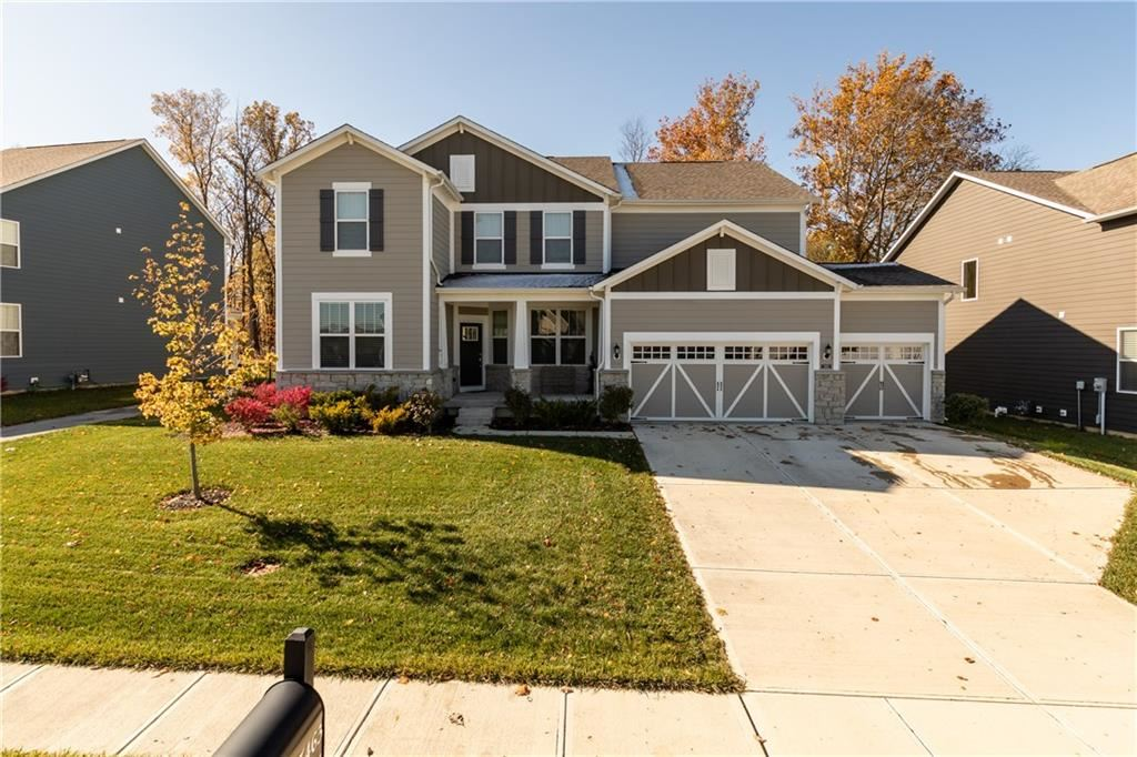 5463 Golden Aster Drive, Noblesville, IN 46062 - #: 21681174