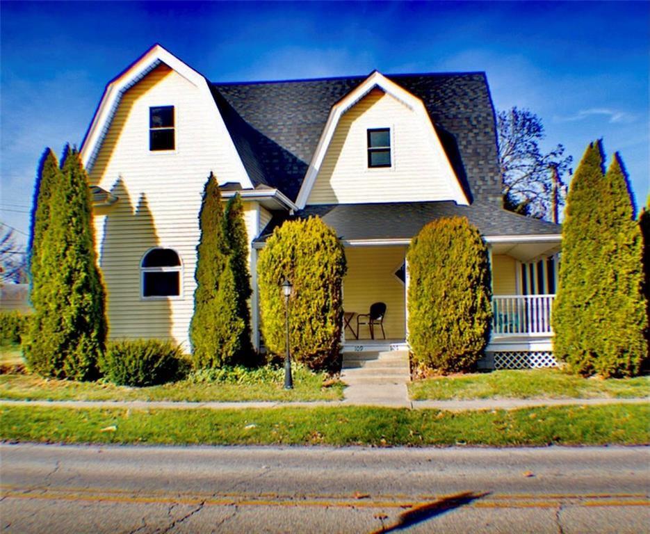 109 West Ohio Street, Fortville, IN 46040 - #: 21754174