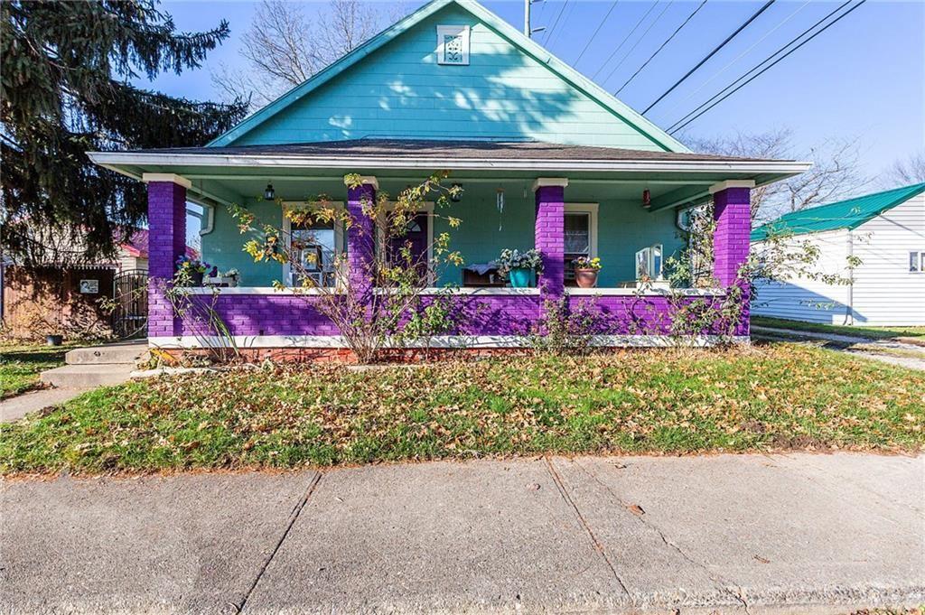140 North St Clair Street, Martinsville, IN 46151 - #: 21756174