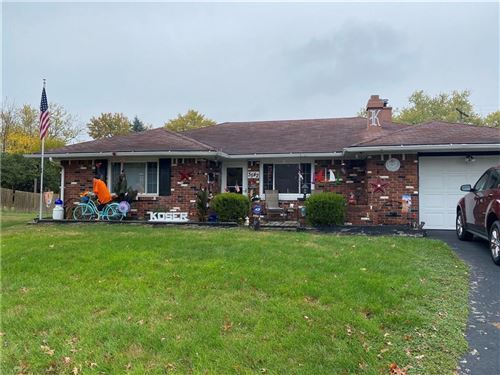 Photo of 3542 Pixley Court, Indianapolis, IN 46235 (MLS # 21749175)