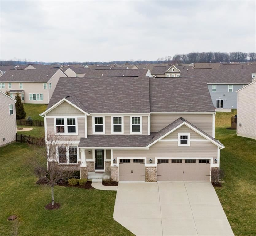 12728 Cermack Way, Fishers, IN 46037 - #: 21691175