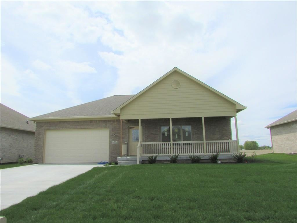 12762 East Commons W Drive, Mooresville, IN 46158 - #: 21768175