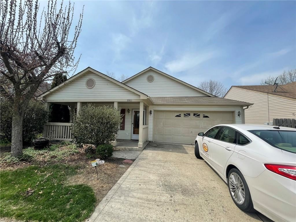 Photo of 9983 North Waterside Drive, Noblesville, IN 46060 (MLS # 21777175)
