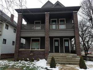 Photo of 992 Woodruff Place East, Indianapolis, IN 46201 (MLS # 21619176)