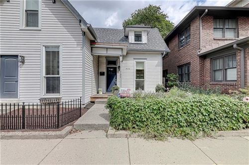 Photo of 522 East Michigan Street, Indianapolis, IN 46202 (MLS # 21739176)