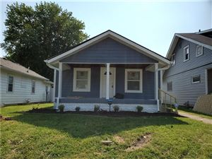 Photo of 1309 North Grant, Indianapolis, IN 46201 (MLS # 21668177)