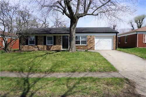 Photo of 7810 Cullen Drive, Indianapolis, IN 46219 (MLS # 21794177)