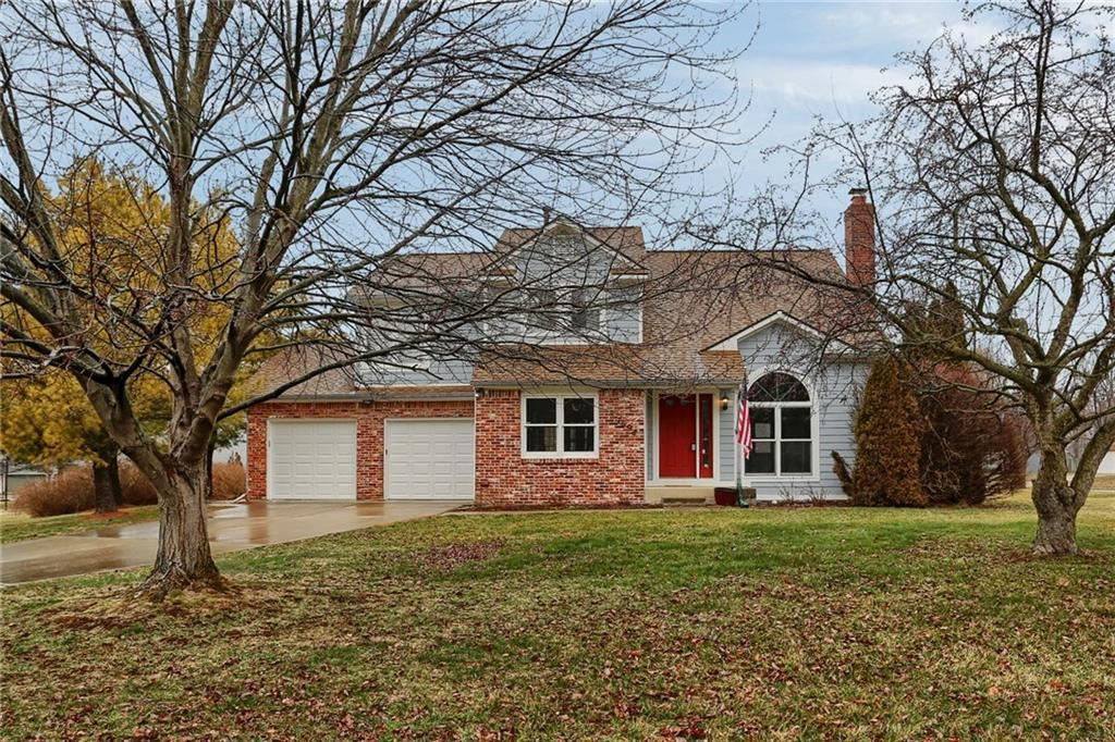 Photo of 7698 Prairieview Drive, Fishers, IN 46038 (MLS # 21697177)