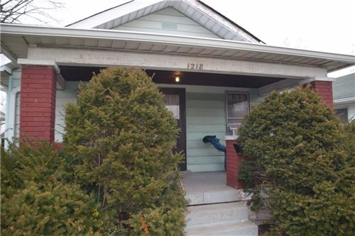 Photo of 1218 East Southern Avenue, Indianapolis, IN 46203 (MLS # 21691178)