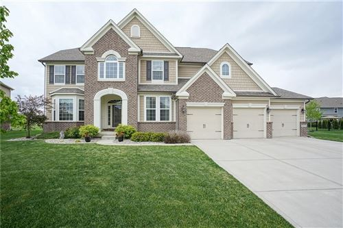 Photo of 10030 COPPER SADDLE, Fishers, IN 46040 (MLS # 21708178)