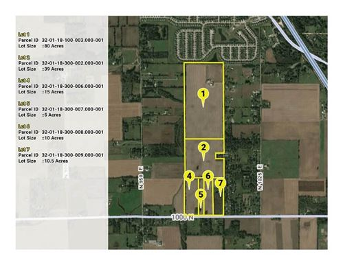 Photo of 10293 North County Road 950 E Road, Brownsburg, IN 46112 (MLS # 21722178)