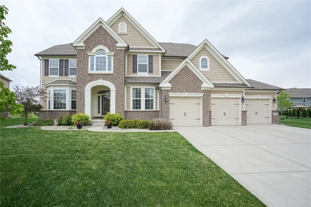10030 COPPER SADDLE, Fishers, IN 46040 - #: 21708178