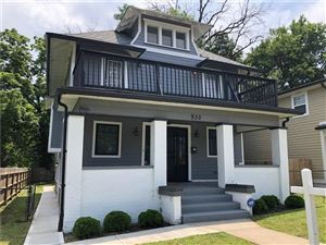 Photo of 533 East 32nd, Indianapolis, IN 46205 (MLS # 21647179)