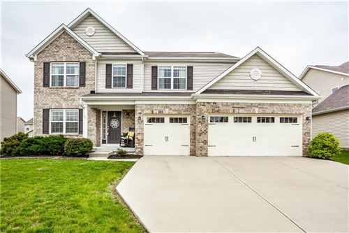 Photo of 7826 Eagles Nest Boulevard, Zionsville, IN 46077 (MLS # 21708179)