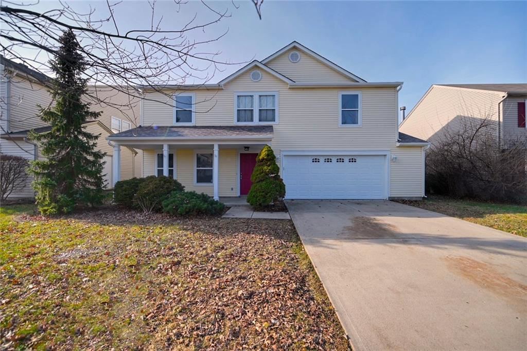 5696 North Plymouth Court, McCordsville, IN 46055 - #: 21686179