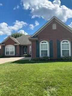 6317 Brooks Bend Boulevard, Indianapolis, IN 46237 - #: 21731179