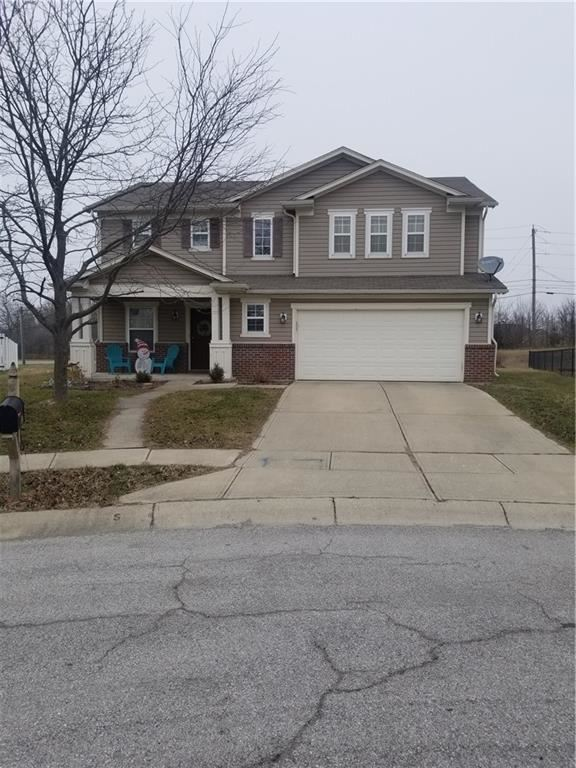 8146 HARSHAW Drive, Indianapolis, IN 46239 - #: 21760180