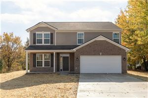 Photo of 805 West New, Greenfield, IN 46140 (MLS # 21664182)