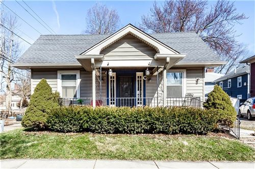 Photo of 648 East 51st St, Indianapolis, IN 46205 (MLS # 21696183)