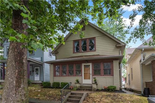 Photo of 1715 UNION Street, Indianapolis, IN 46225 (MLS # 21729184)