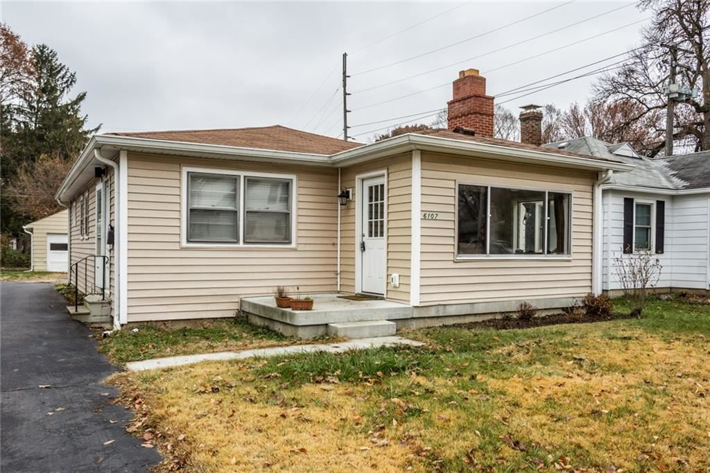 6107 Crittenden Avenue, Indianapolis, IN 46220 - #: 21682184