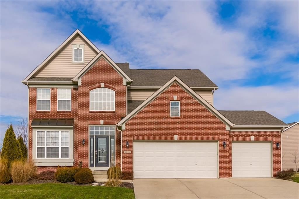 6242 Eagle Lake Drive, Zionsville, IN 46077 - #: 21688184