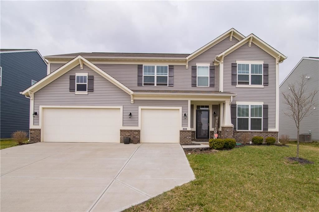 4444 Goose Rock Drive, Indianapolis, IN 46239 - #: 21701185